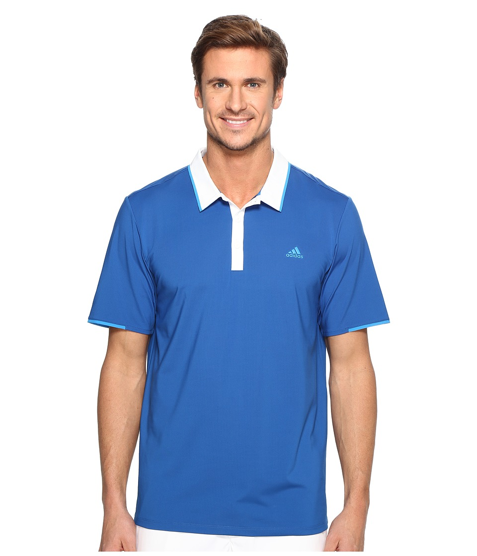 adidas Golf - CLIMACOOL Branded Performance Polo