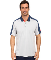 adidas Golf - CLIMACOOL® Pique Geo Block Polo