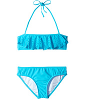 Seafolly Kids - Tropical Splice Mini Tube Bikini (Little Kids/Big Kids)