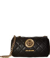 LOVE Moschino - Cylinder Quilted Crossbody Bag