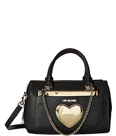 LOVE Moschino - Chained Heart Handbag