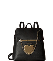LOVE Moschino - Chained Heart Backpack