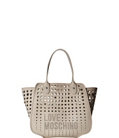 LOVE Moschino - Perforated Tote