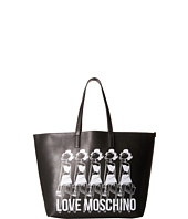 LOVE Moschino - Love Girl Updated Tote