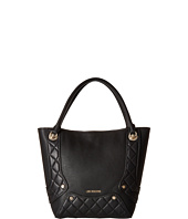 LOVE Moschino - Pebble Quilted Satchel