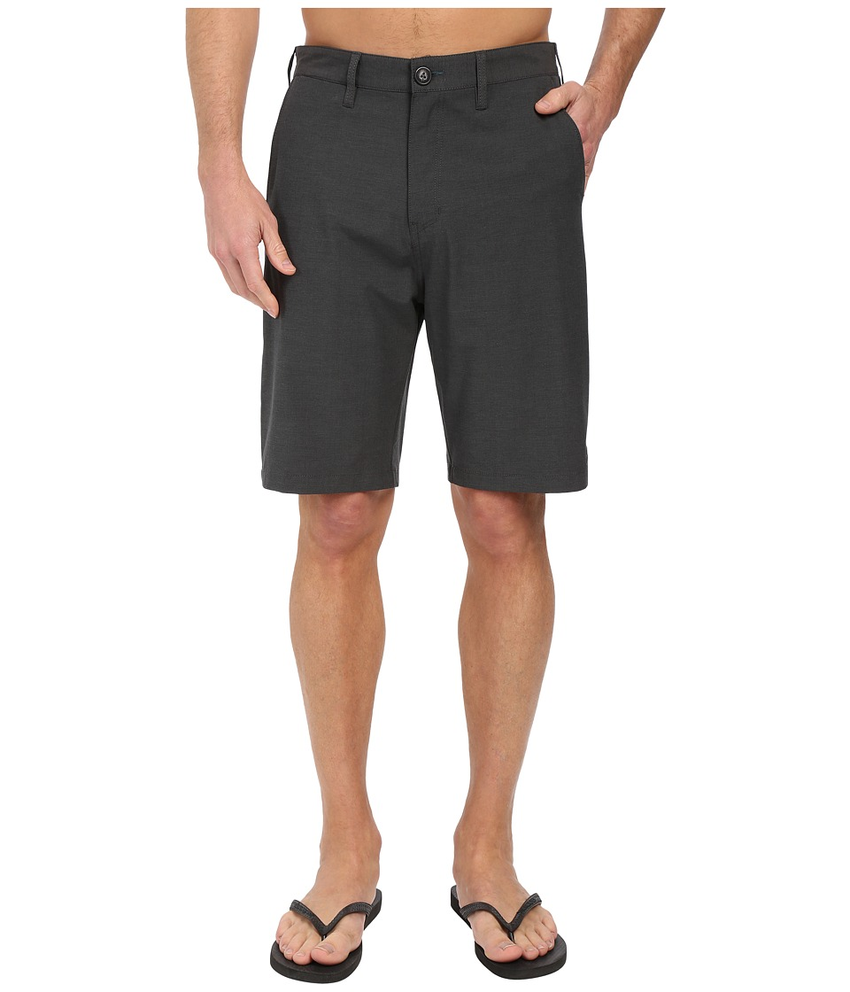 Billabong Crossfire X Hybrid Shorts (Asphalt) Men