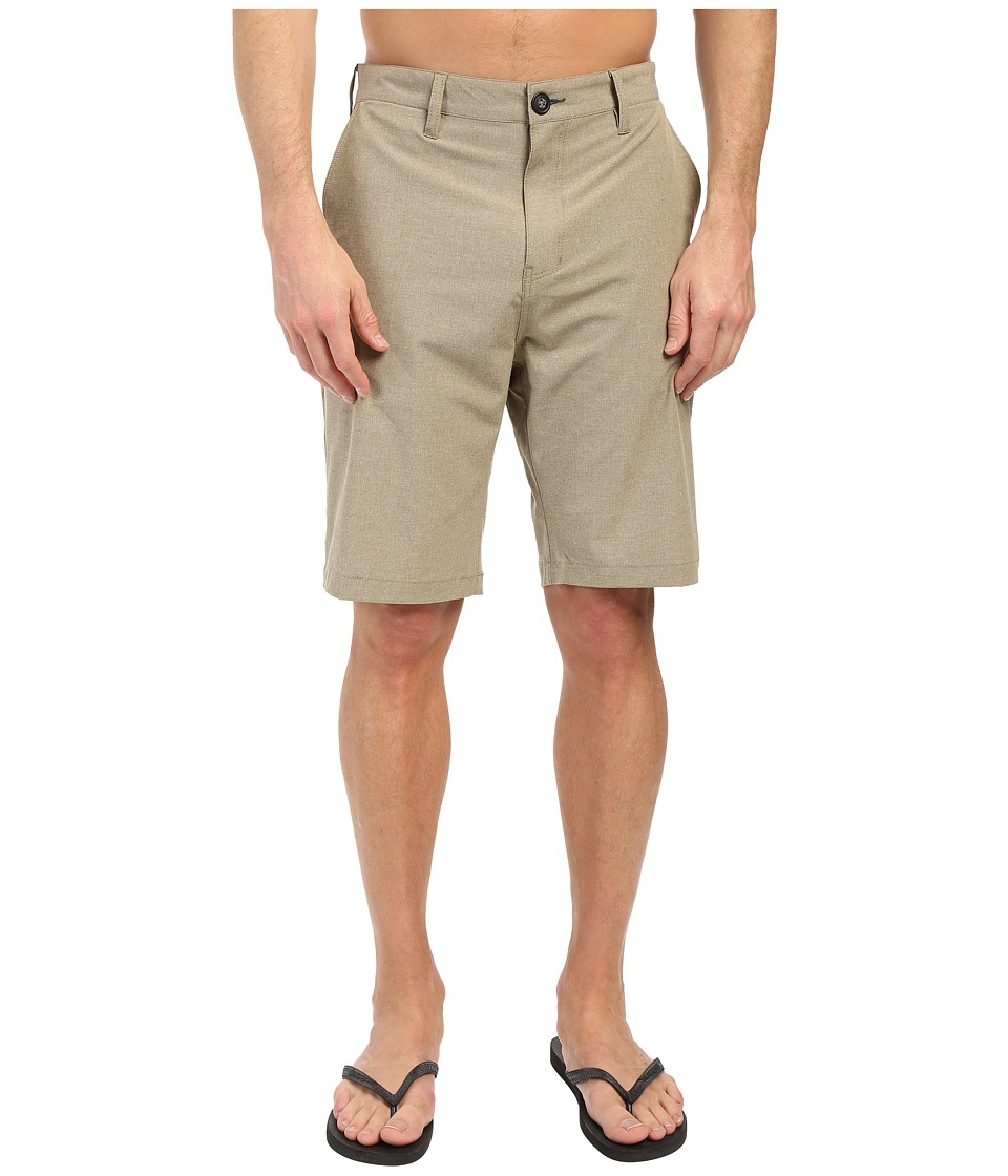 Billabong Crossfire X Hybrid Shorts (Gravel) Men