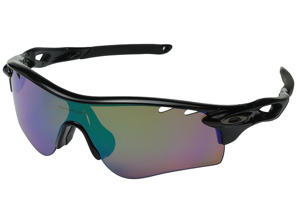 Oakley Radarlock Path Polished Black/Prizm Salt Water Polarized Sport Sunglasses