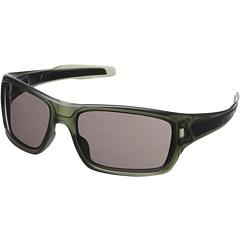 Oakley Mens Turbine Sunglasses (Olive)