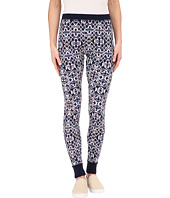 Splendid - Ikat Print Thermal Leggings