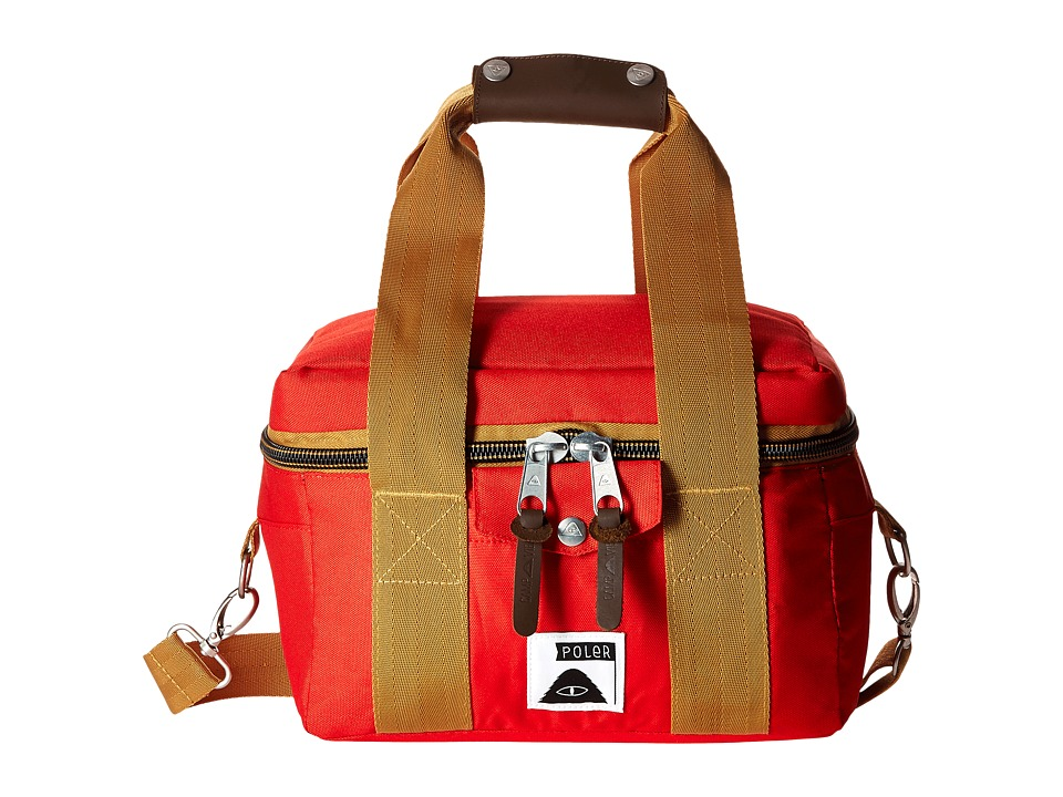 Poler Camera Cooler Salsa Duffel Bags