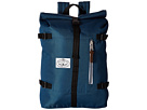 Poler Retro Rolltop Bag (Blue Steel)