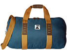 Poler Carry On Duffel (Blue Steel)