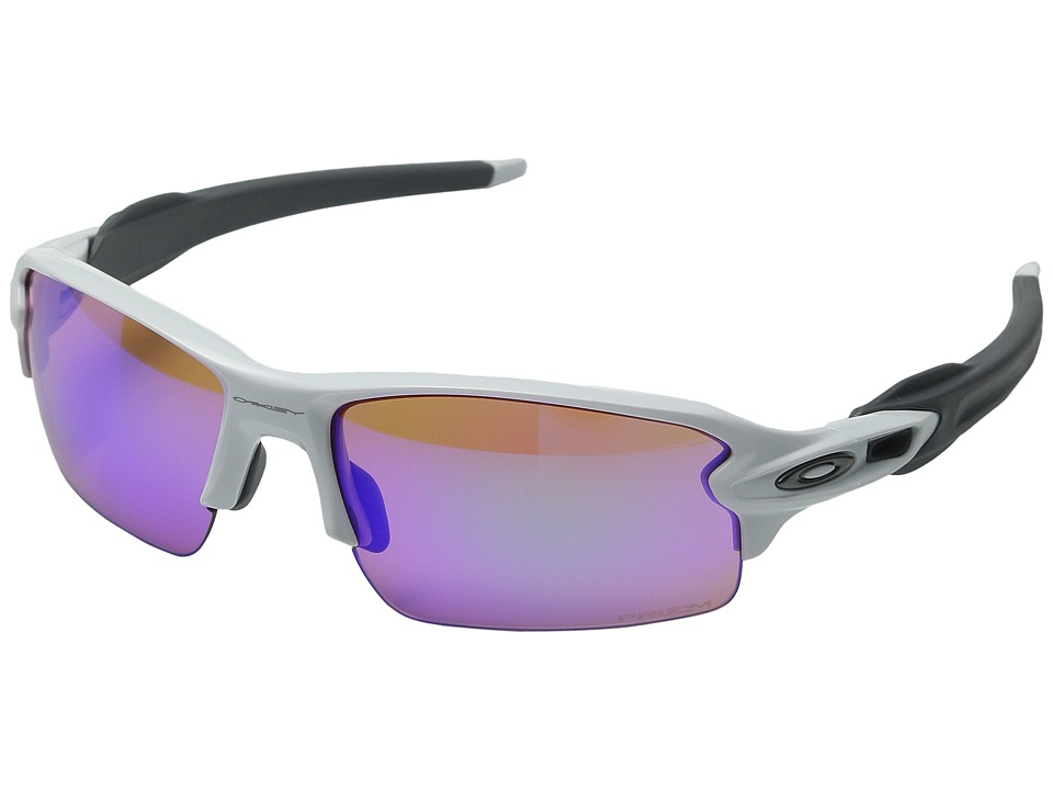 Oakley - Flak 2.0 (Polished White/Prizm Golf) Snow Goggles