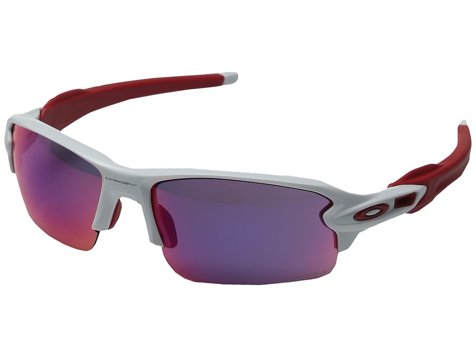 Oakley Flak 2.0 (Polished White/Prizm Road) Snow Goggles