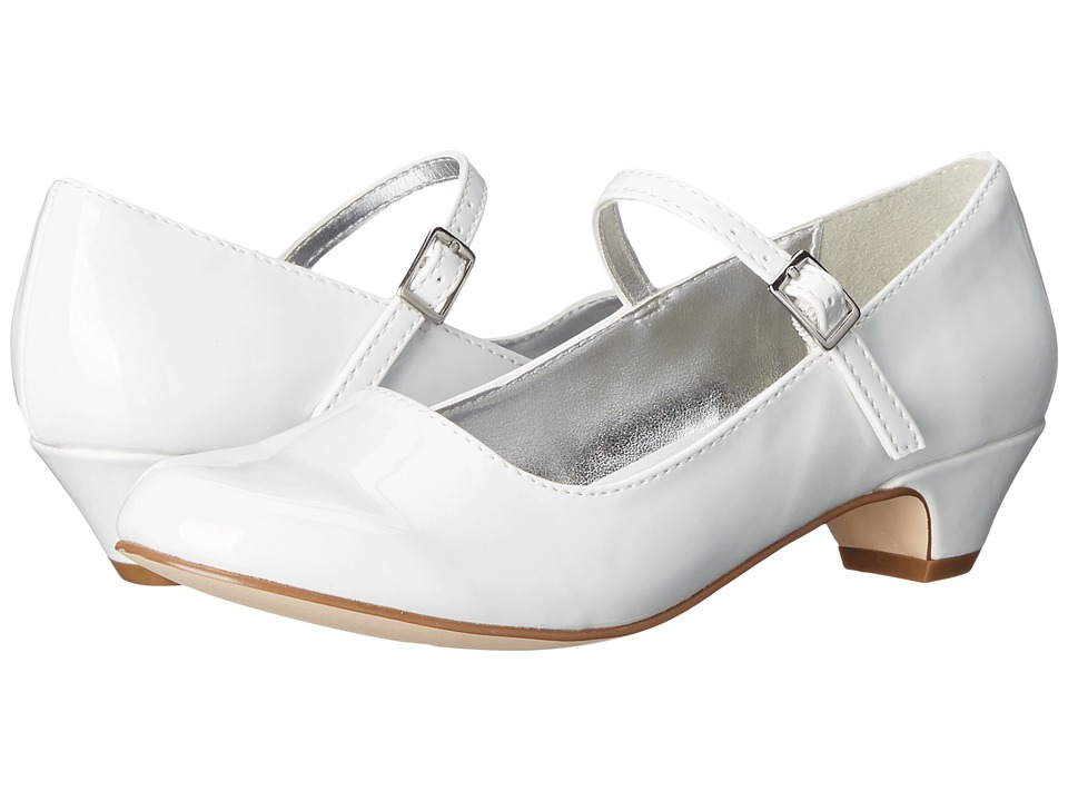 Kenneth Cole Reaction Kids Ava Heel Little Kid/Big Kid White Girls Shoes