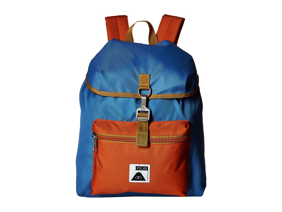 Poler Field Pack Backpack Daphne Backpack Bags