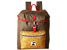 Poler Field Pack Backpack (Burnt Olive)