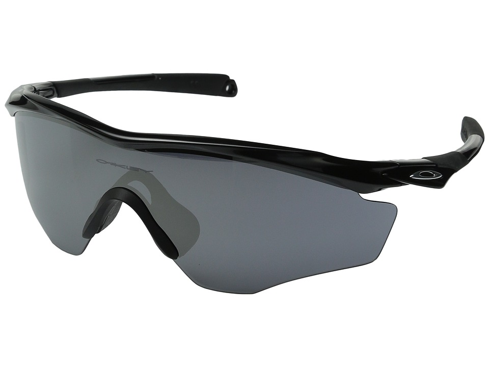 Oakley - M2 Frame XL (Polished Black/Black Iridium) Snow Goggles