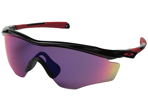 Oakley M2 Frame XL - Polished Black/Prizm Road