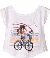 Roxy Kids - Wheelie Tee (Infant)