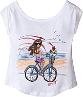 Roxy Kids - Wheelie Tee (Toddler/Little Kids)