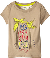 Roxy Kids - Let's Get Lost Tee (Toddler/Little Kids)