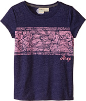 Roxy Kids - Border Tee (Little Kids/Big Kids)