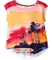 Roxy Kids - Sunset Shores Tee ((Little Kids/Big Kids)