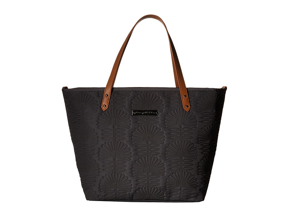 petunia pickle bottom - Embossed Downtown Tote (Champs/Elysees Stop) Tote Handbags