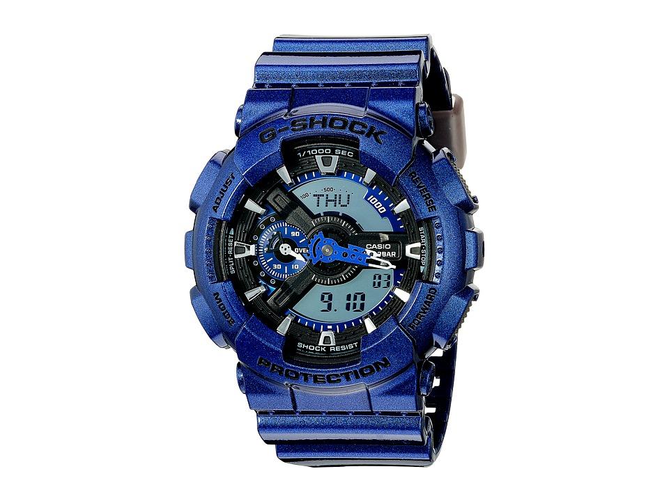 G Shock GA 110NM Blue Watches