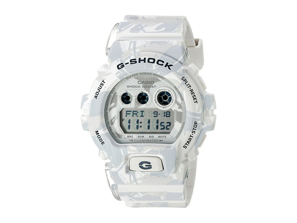 G Shock GD X6900MC White Watches