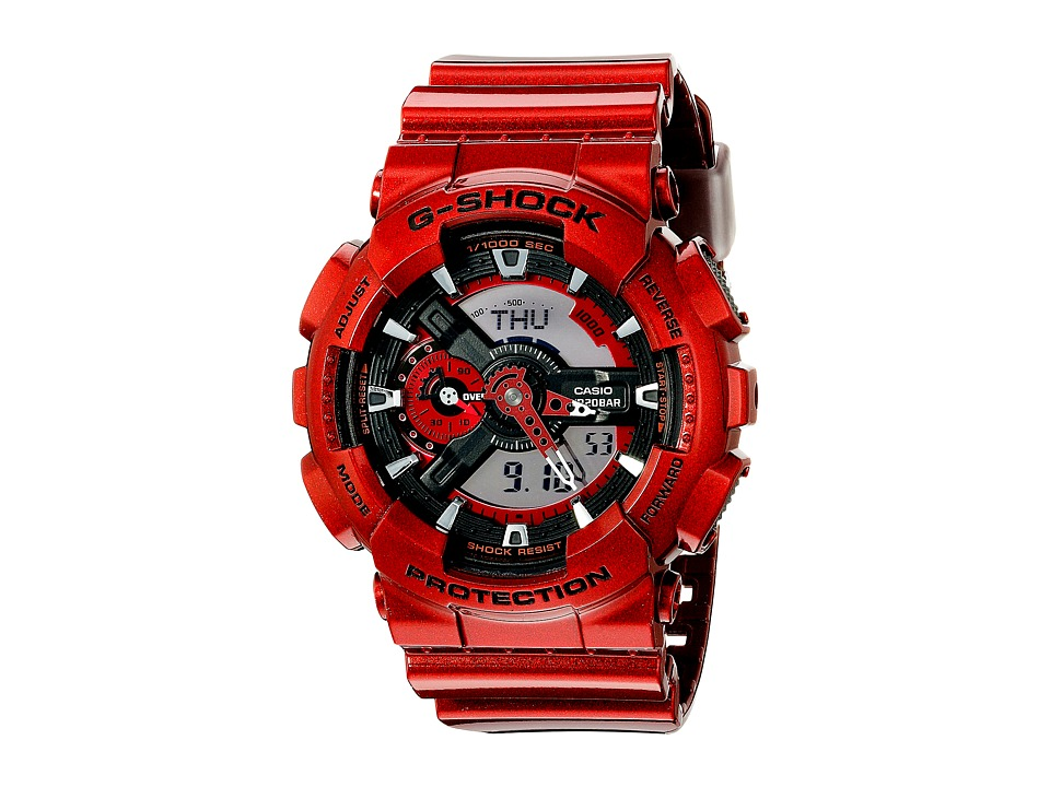 G Shock GA 110NM Red Watches