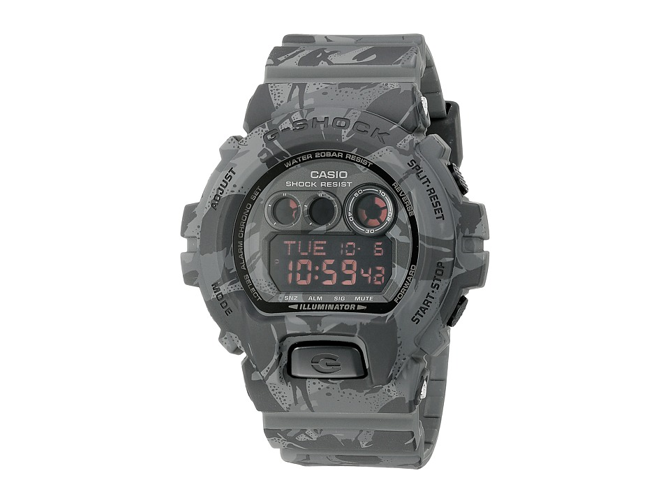G Shock GD X6900MC Black Watches