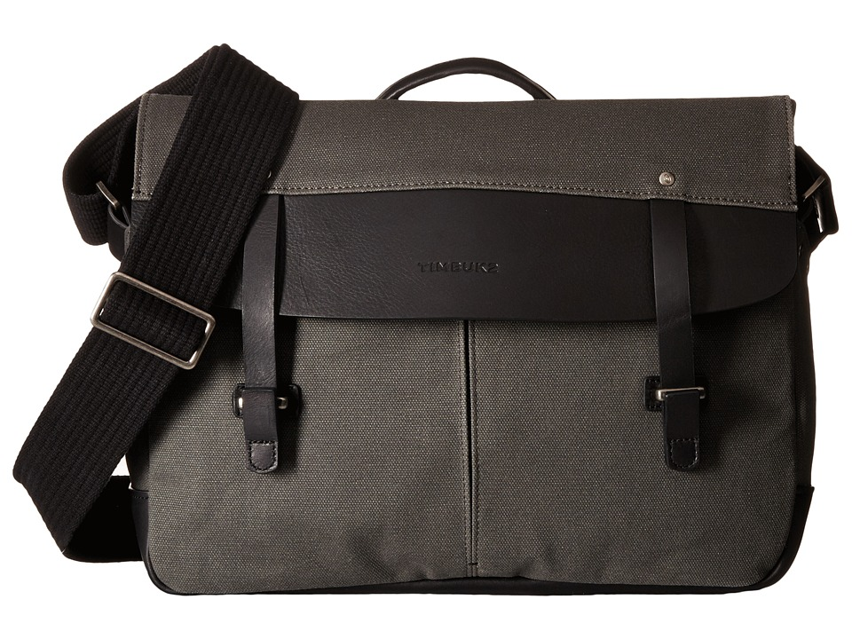 Timbuk2 - Proof Messenger - Small (Carbon) Messenger Bags
