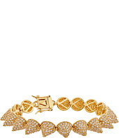 Eddie Borgo - Pave Small 17 Cone Bracelet