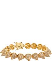 Eddie Borgo - Pave Small 17 Cone Bracelet
