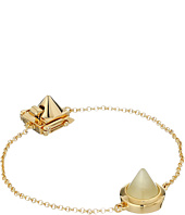 Eddie Borgo - Gemstone One Cone Bracelet