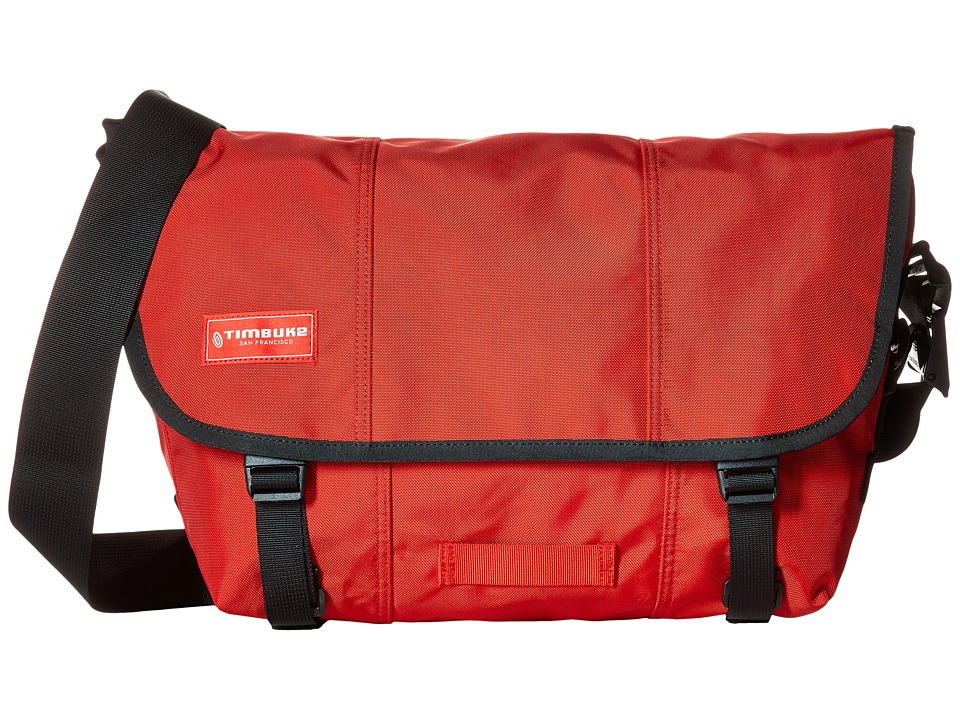 Timbuk2 - Classic Messenger Bag - Medium (Fire) Messenger Bags
