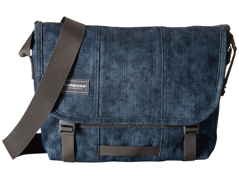 Timbuk2 Classic Messenger Bag Extra Small Acid Denim Messenger Bags