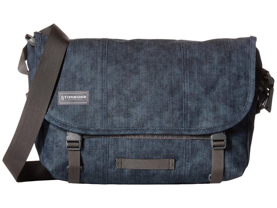 Timbuk2 - Classic Messenger Bag - Small (Acid Denim) Messenger Bags