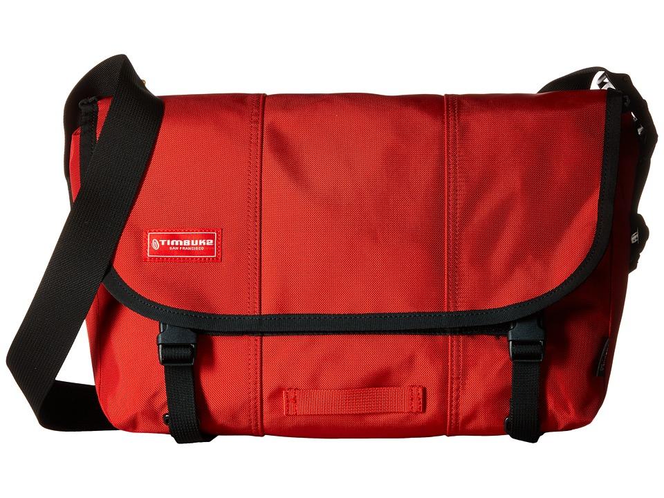 Timbuk2 - Classic Messenger Bag - Small (Fire) Messenger Bags