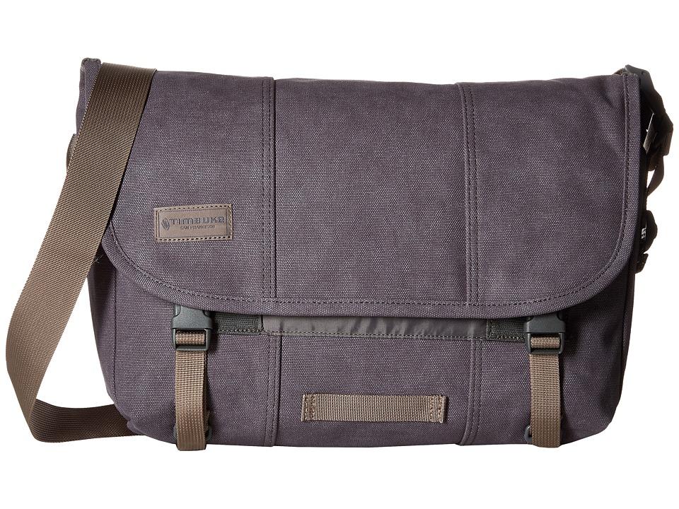 Timbuk2 - Classic Messenger Bag - Small (Vintage Metal) Messenger Bags