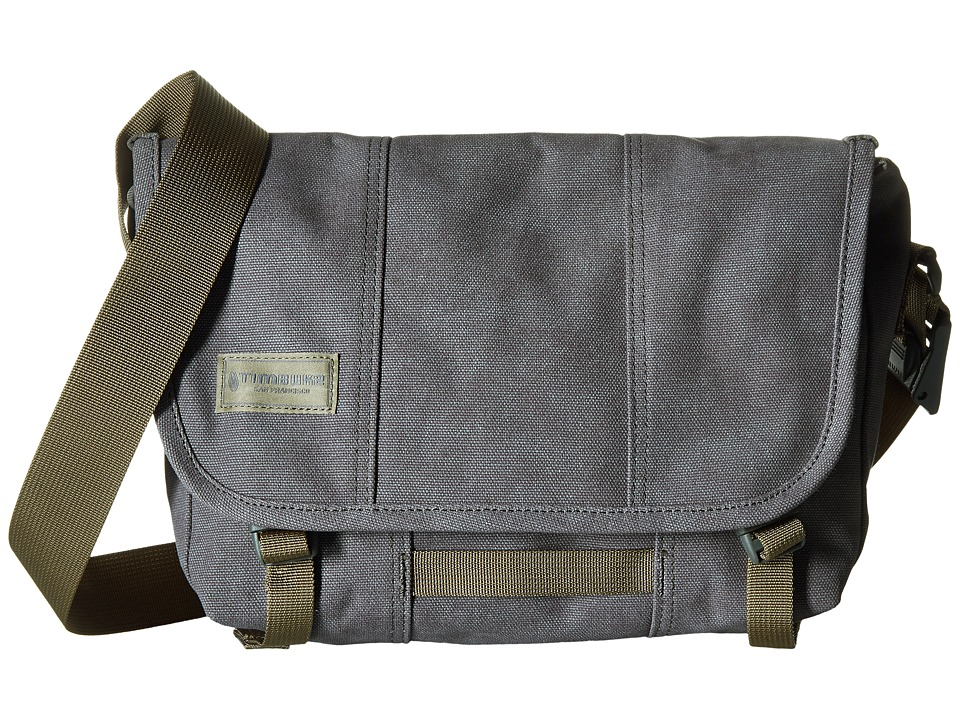 Timbuk2 - Classic Messenger Bag - Extra Small (Vintage Metal) Messenger Bags plus size,  plus size fashion plus size appare