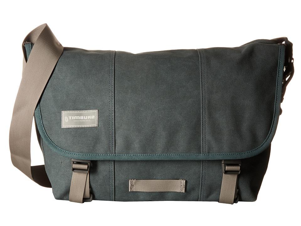 Timbuk2 - Classic Messenger Bag - Medium (Desert Grass) Messenger Bags