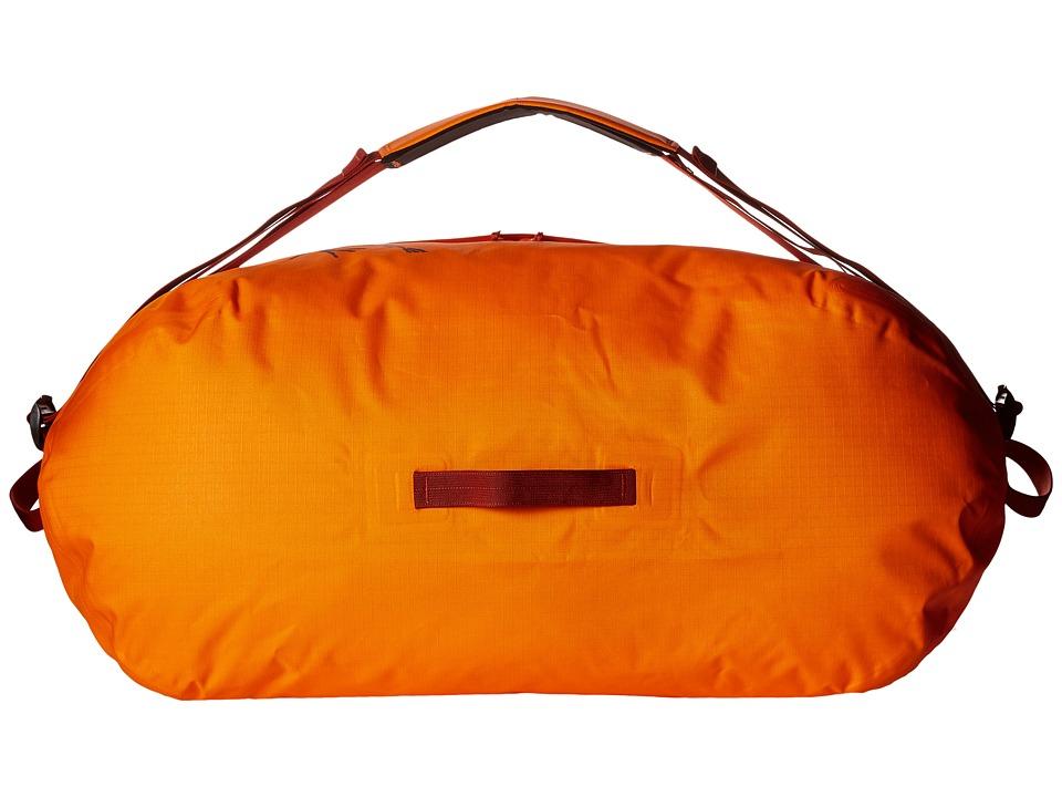Arcteryx Carrier Duffel 100 Blaze Duffel Bags