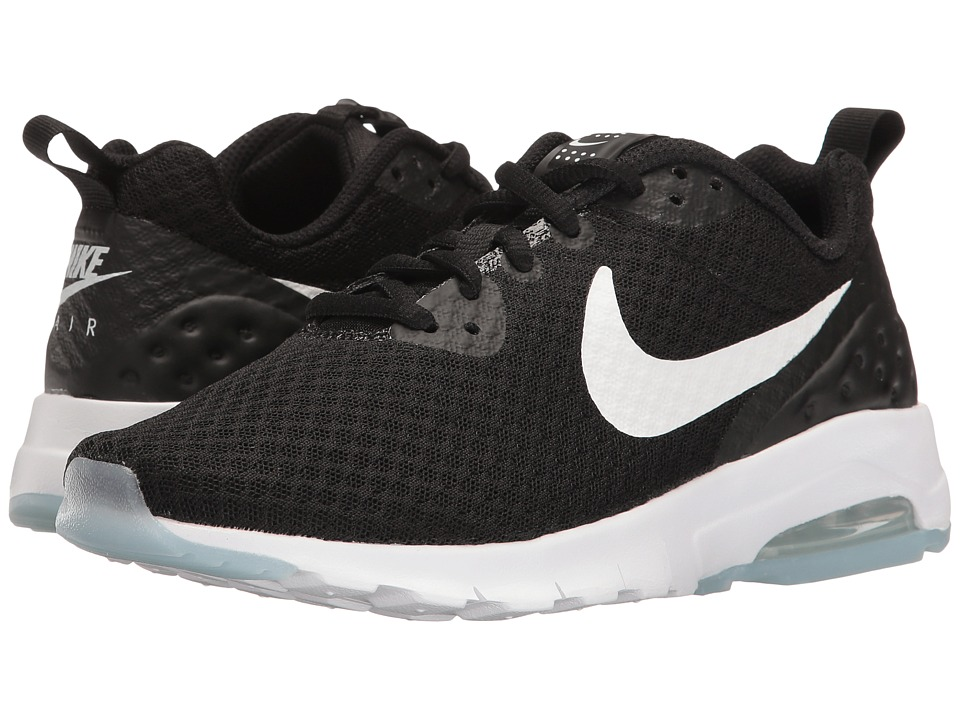 Nike - Air Max Motion Lightweight LW (Black/White) Womens Shoes