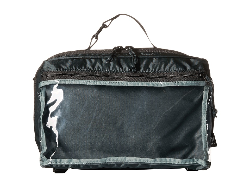 Arc'Teryx Index Large Toiletries Bag (Boxcar) Toiletries ...