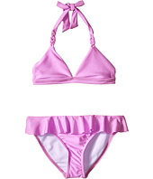Seafolly Kids - Pool Party Triangle Bikini (Little Kids/Big Kids)