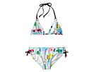Seafolly Kids Pool Party Slide Triangle Bikini